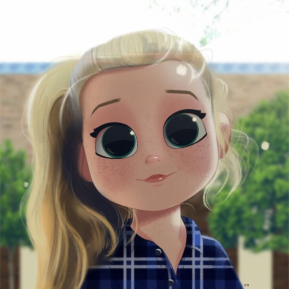 Pin by ella Harrison on Cute animated girls°•♡ | Kawaii