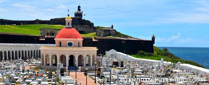 Santa Mara Magdalena de Pazzis Cemetery San Juan Cemetery San