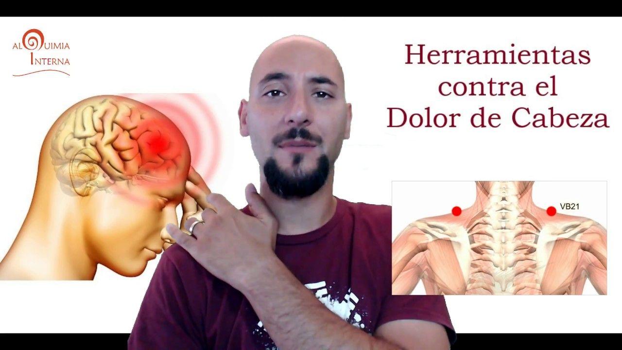 contractura cervical y dolor de cabeza