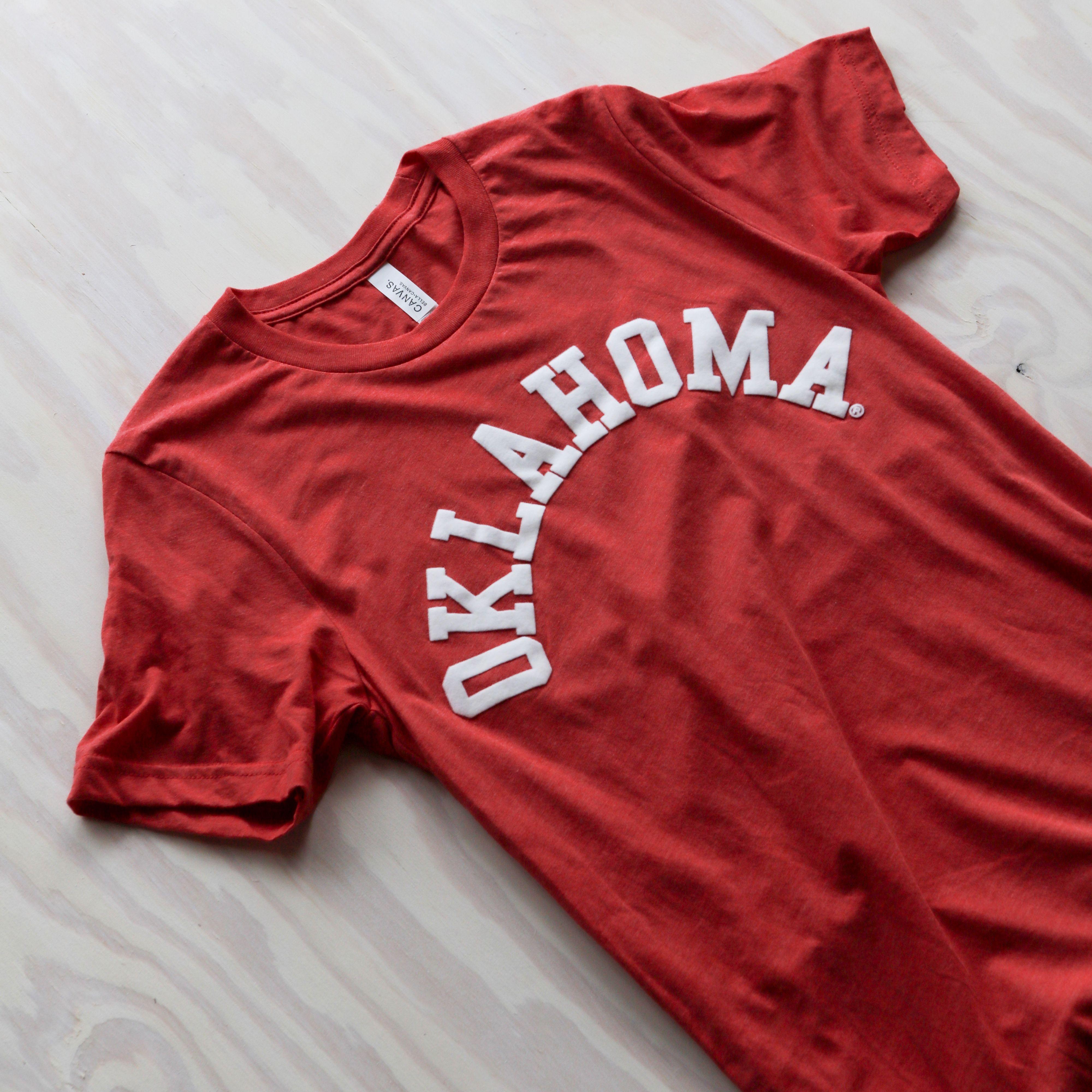 NCAA Mens Champ Short Sleeve Local T-Shirt Oklahoma State Cowboys XX-Large