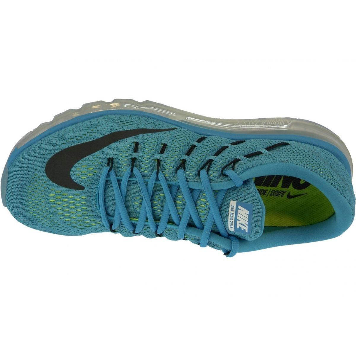 Buty Nike Air Max 2016 M 806771 400 Niebieskie