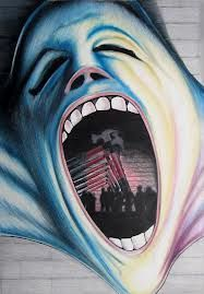 Pink Floyd The Wall Face Phone Wallpapers