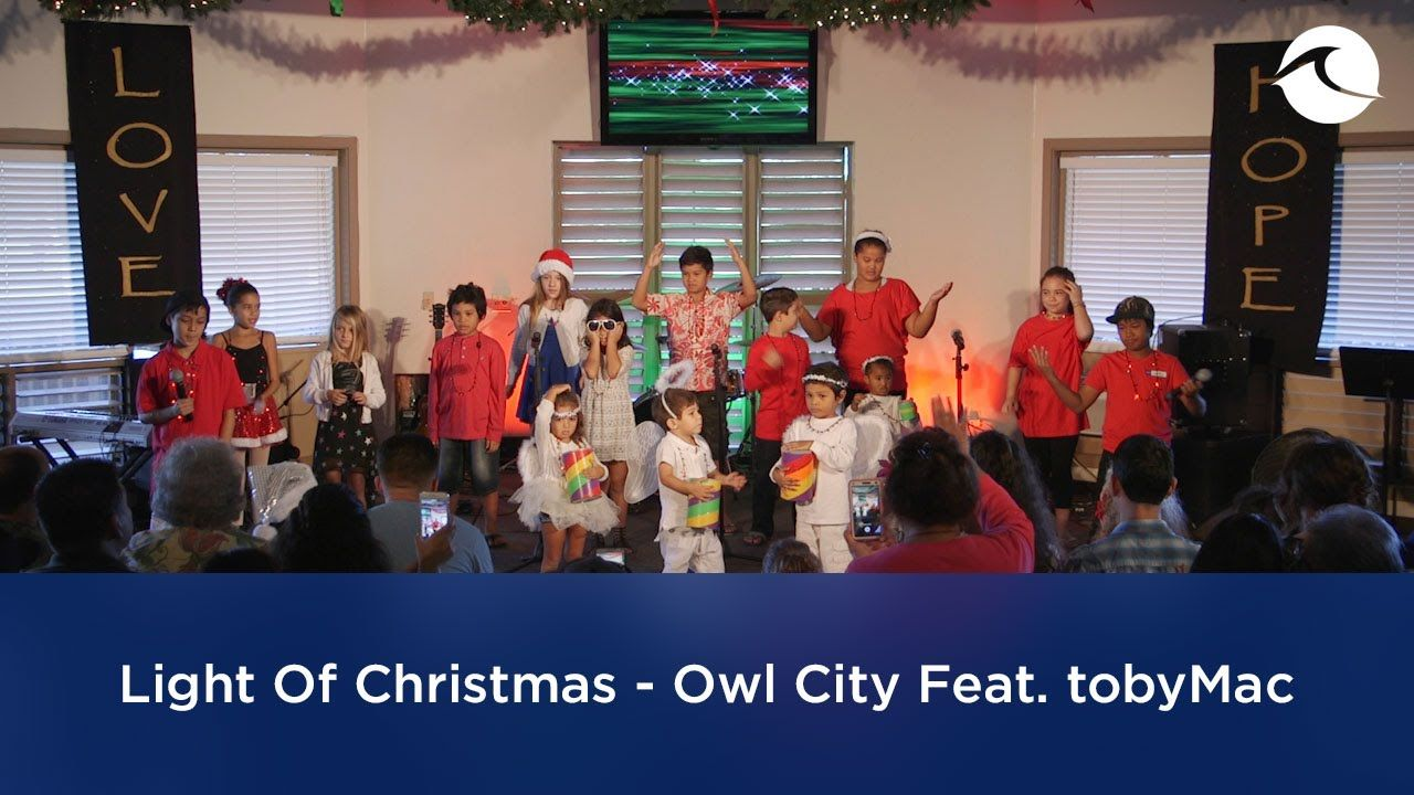Light Of Christmas - Owl City Feat. tobyMac | Videos/Music/Movies ...