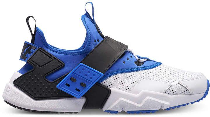 2a09edfae72a8 Nike Men s Air Huarache Run Drift Premium Casual Sneakers from Finish Line