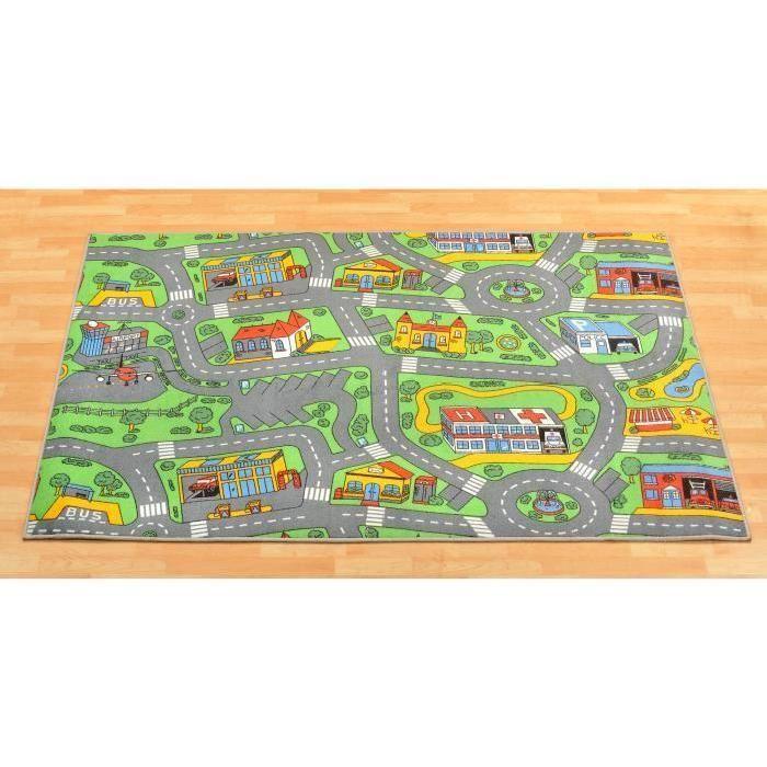tapis de jeux tapis de jeu voiture