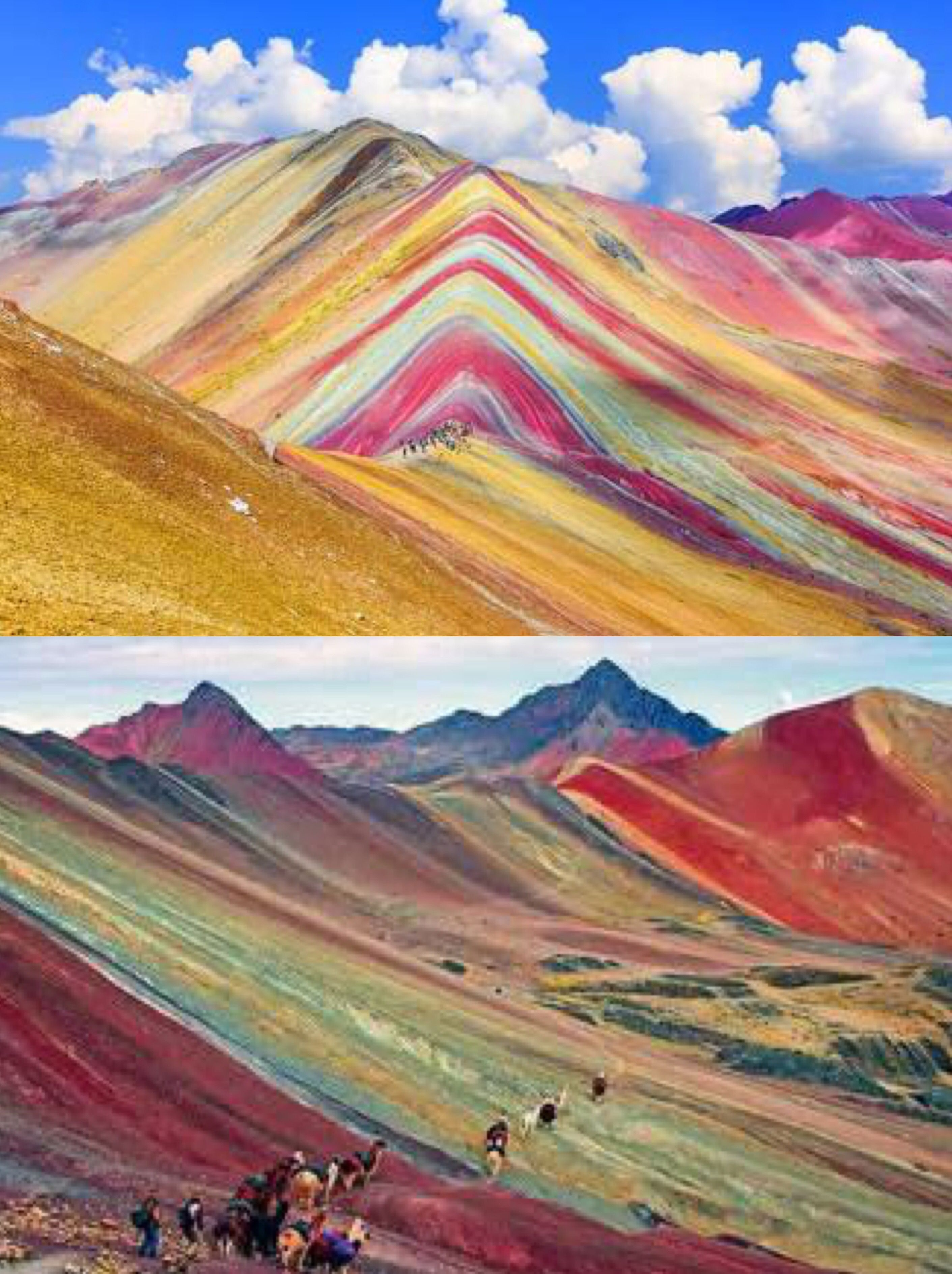 9a4ee0a88 Vinicunca Rainbow Mountain,Peru Peru Travel, South America Travel, Rainbow  Mountains, Cusco