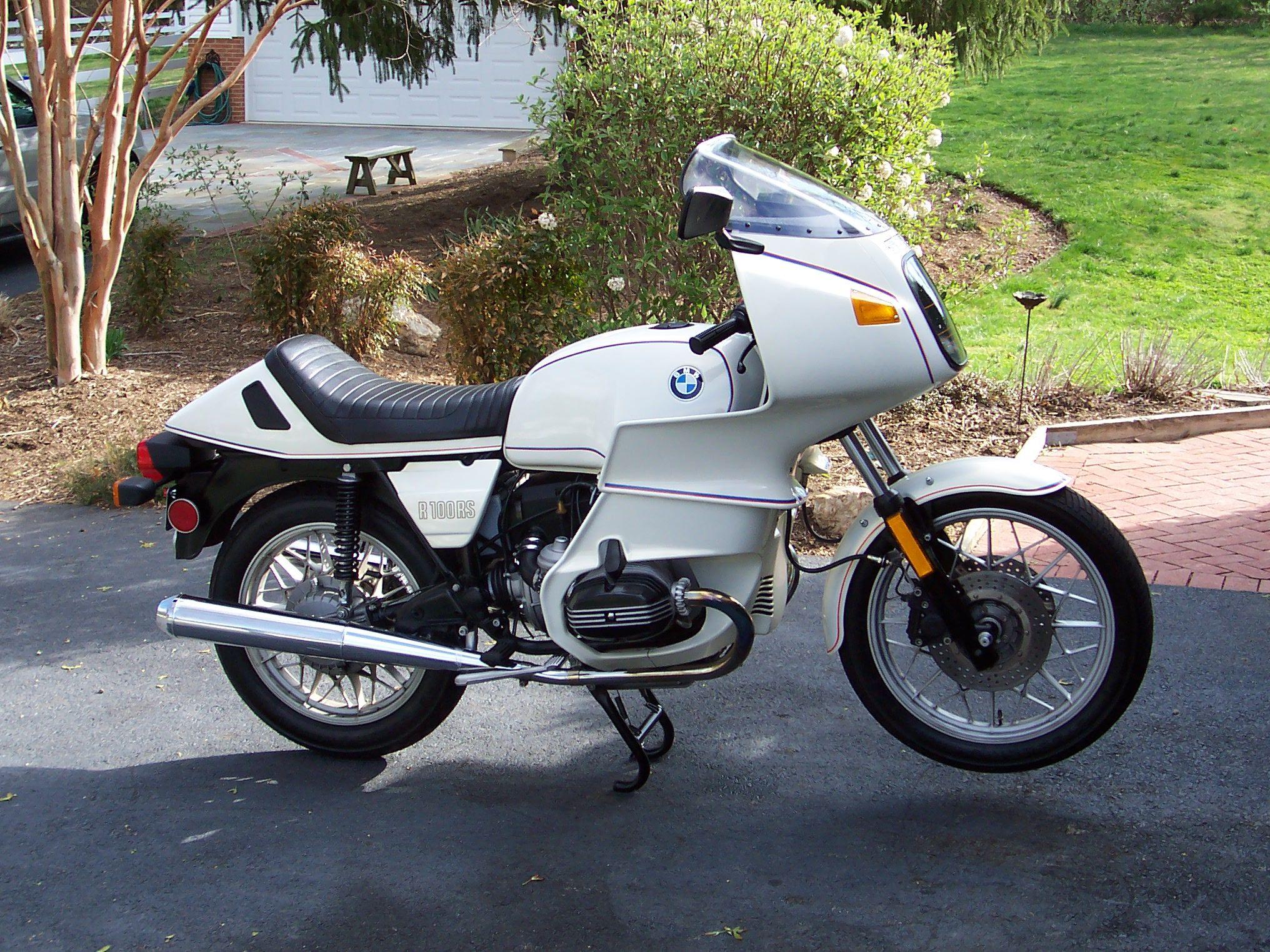 1984 bmw last edition r100rs