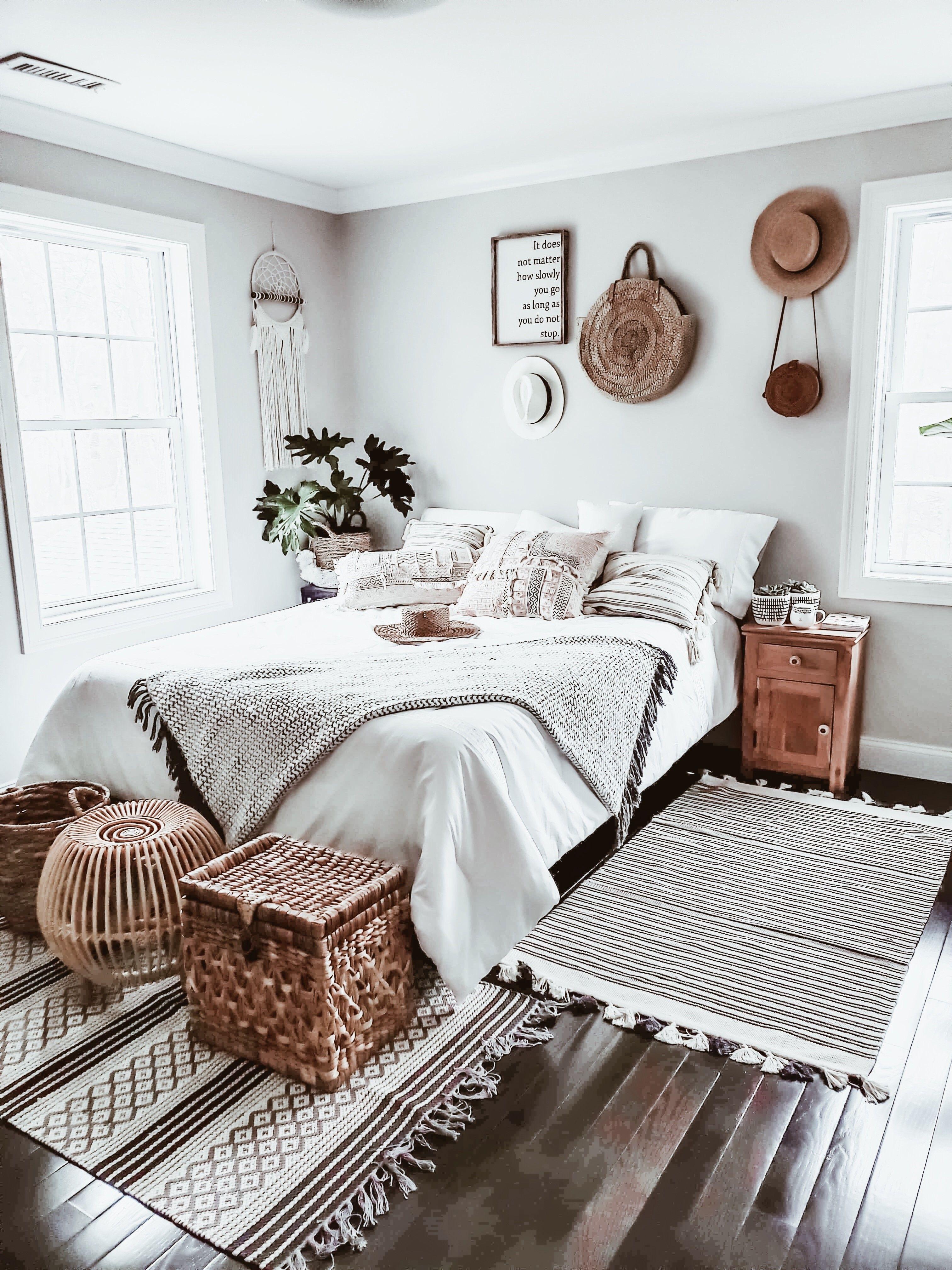 23 Funky Boho Luxe Bedroom