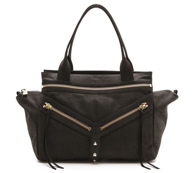 The much-loved Botkier Trigger Bag is back, in the form of the Botkier Legacy Bag.