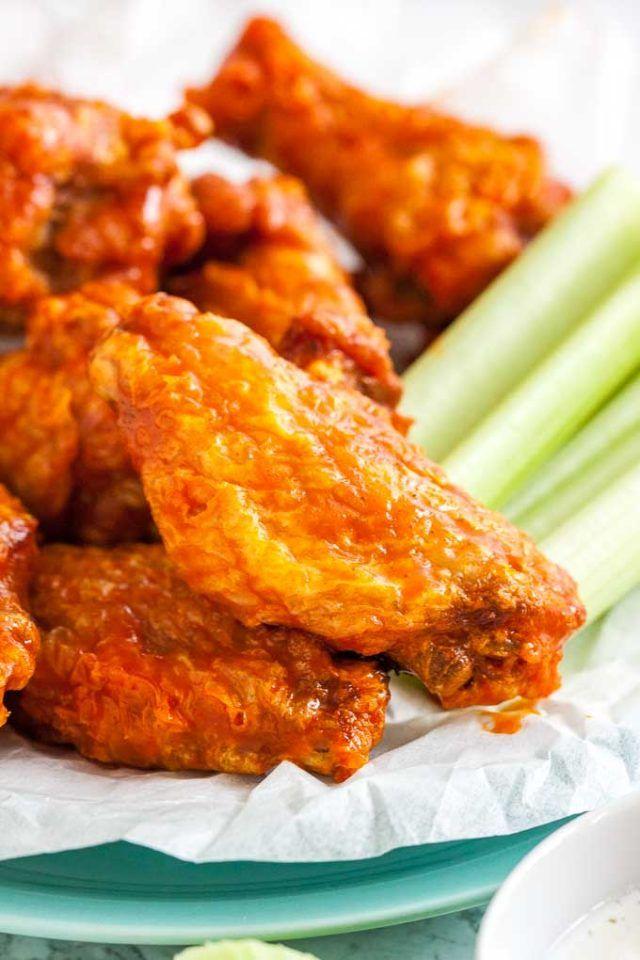 Air Fryer Chicken Wings Recipe | Yummly