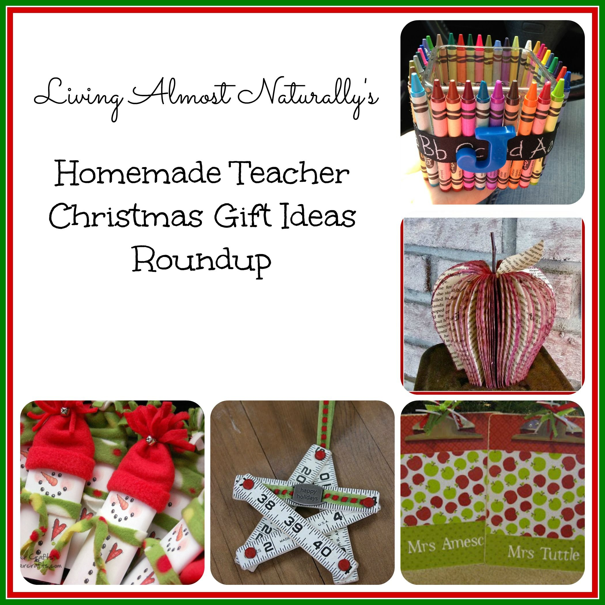 Homemade Christmas Gift Ideas For Teachers | www.pixshark ...