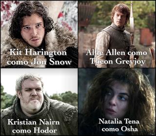 EU+TU=NERDICES: Série: Game Of Thrones - 1º Temporada