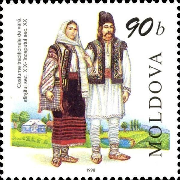 Traditional Summer Costume