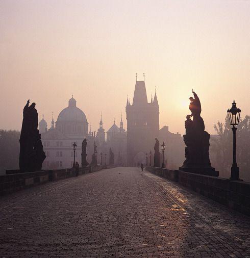 Prague: Daughter of Smoke and Bone