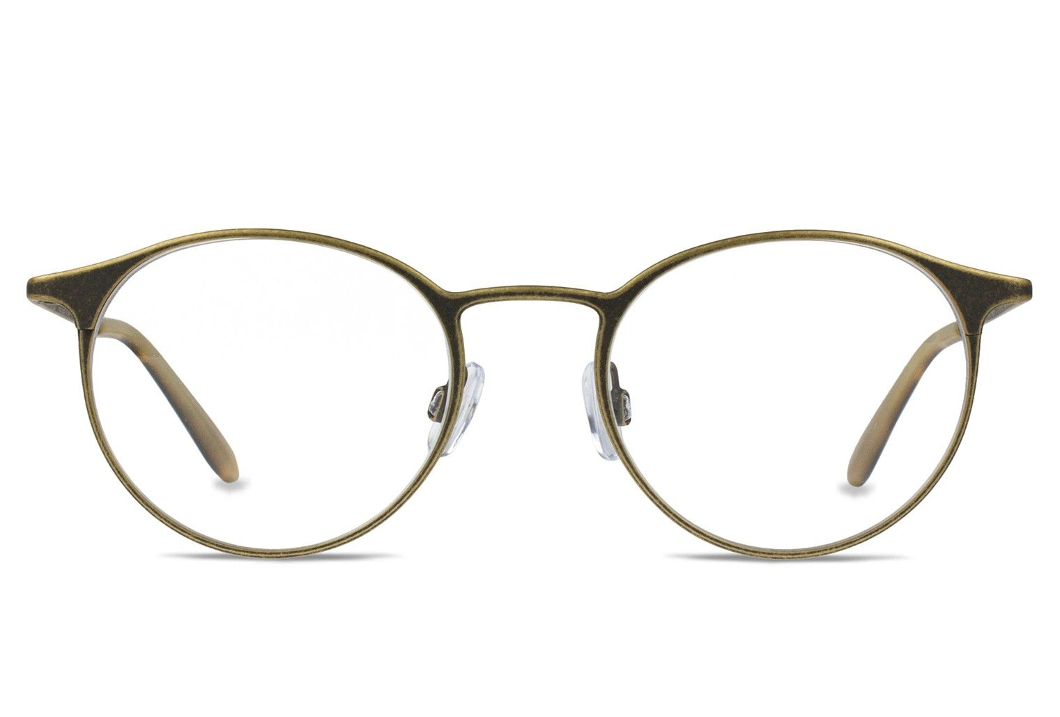ff71d0fecef BIG TIMER Round Eyeglasses for Man - Vint   York