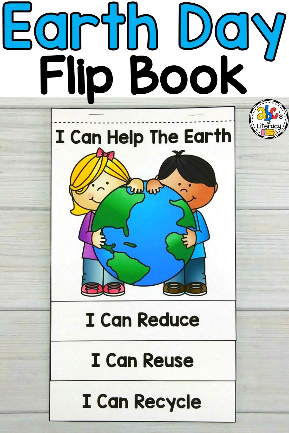 Earth Day Flip Book With Images