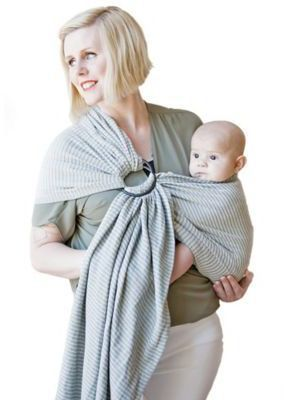 8cf68f34a24 Moby Wrap Moby® Ring Sling in Silver  affiliate link