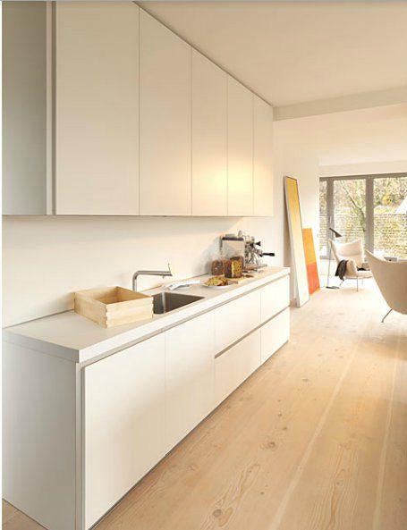 bulthaup b1 keuken het werkblad het centrale element. Black Bedroom Furniture Sets. Home Design Ideas