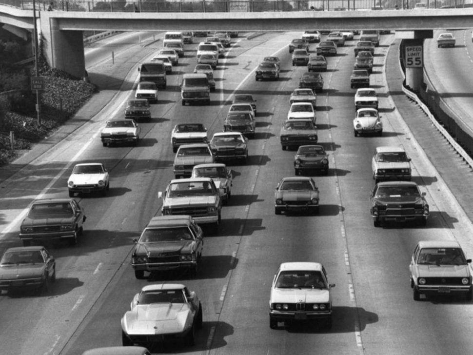 Los Angeles, 1977 Los angeles, San luis obispo county