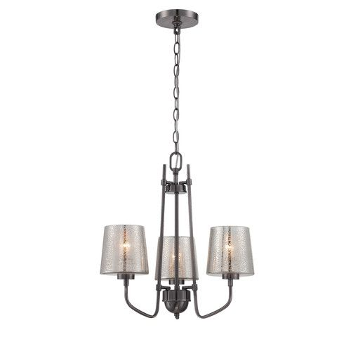 Found it at Wayfair - Meridian 3 Light Mini Chandelier