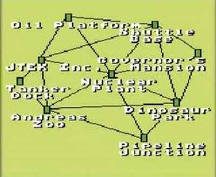 Transformers - C64, Activision, 1986