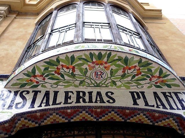 09/01/2017 Centre Civic Cristalerías Planell en 2020 | Objetos de ...