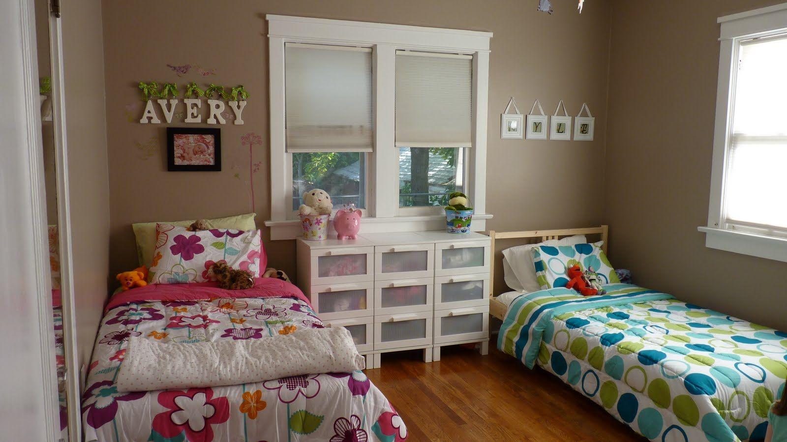 Shared Boy Girl Room Shared Girls Bedroom Shared Girls Room Boy And Girl Shared Bedroom