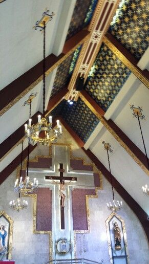 Church of the Immaculate Conception, Damar Village, QC | Oh, The