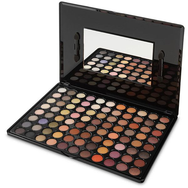 Bh Cosmetics 88 Color Neutral Eyeshadow Palette 14 Liked On