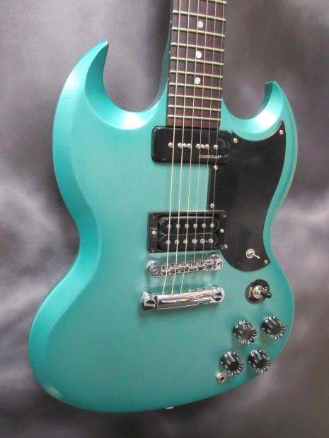 Gibson 2014 SG Futura w/ohsc | Reverb | Guitars | Gibson sg