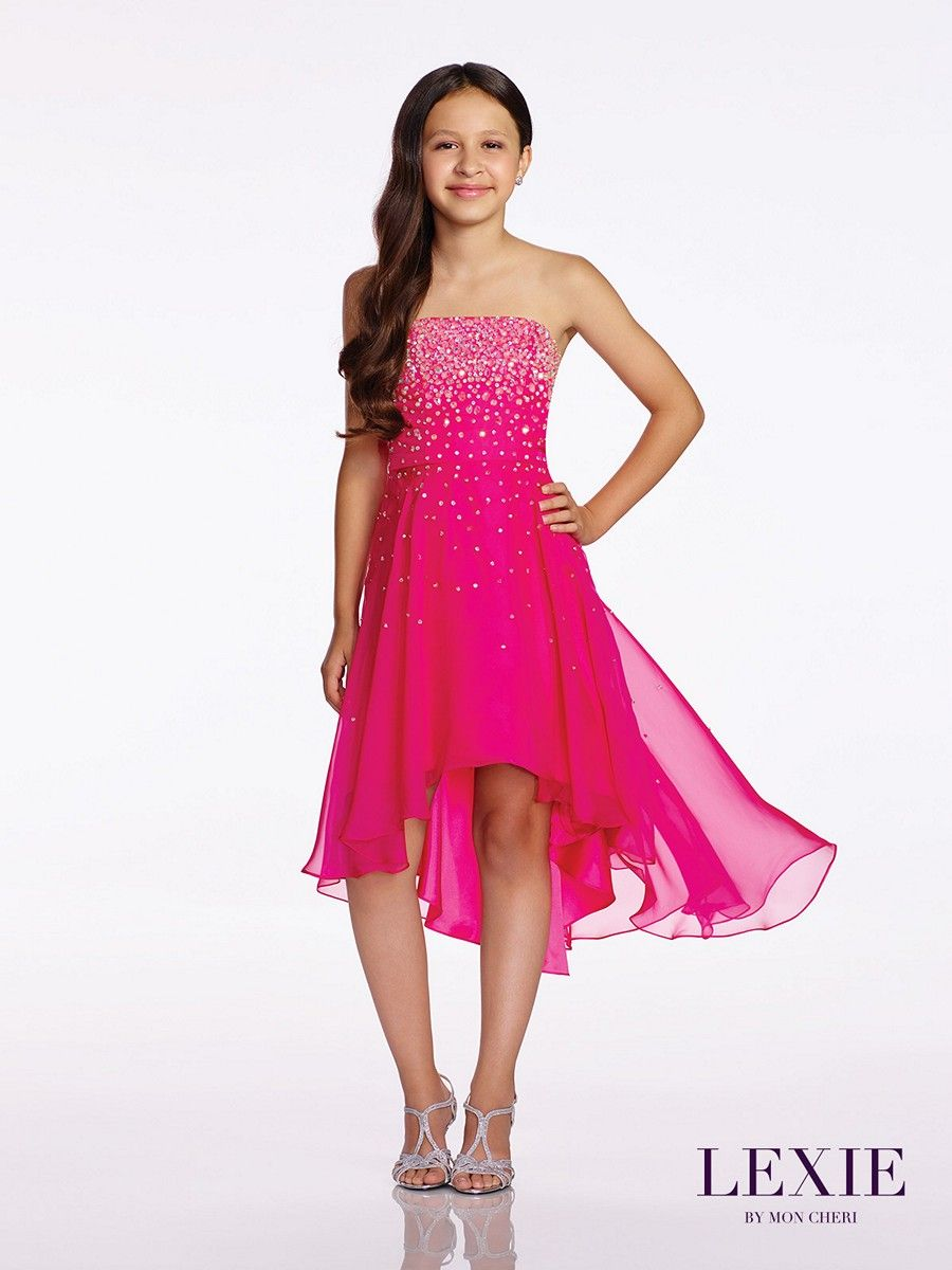 Lexie by mon cheri tw junior party dress in dress