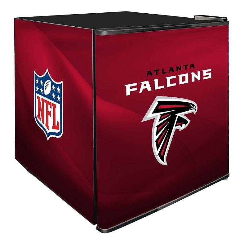 Atlanta Falcons Refrigerated Beverage Center, Multicolor