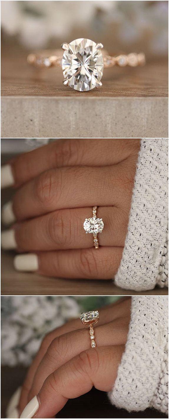 Wahnsinn! Wie schön ist dieser Ring? Ein bisschen Glitzer Glitzer – welche Frau…