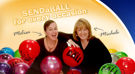 How about sending BALLs as your next gift.
