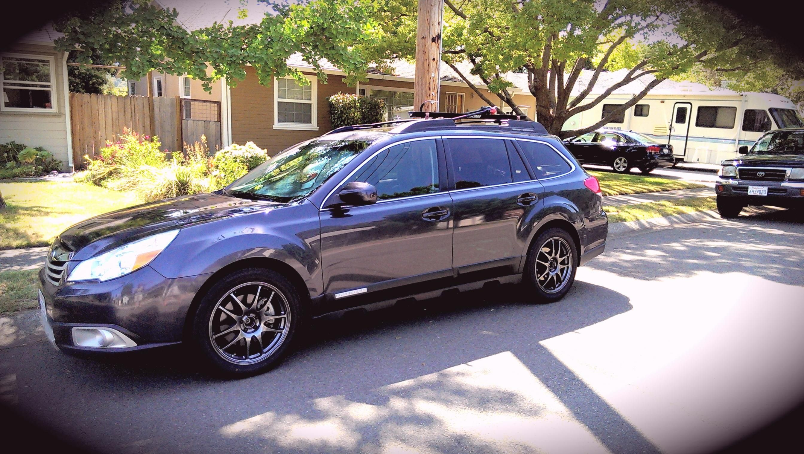 2010 3 6r Lowered Legacy And Lowered Outback Subaru