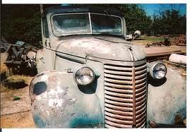 1939 Chevy Truck Parts
