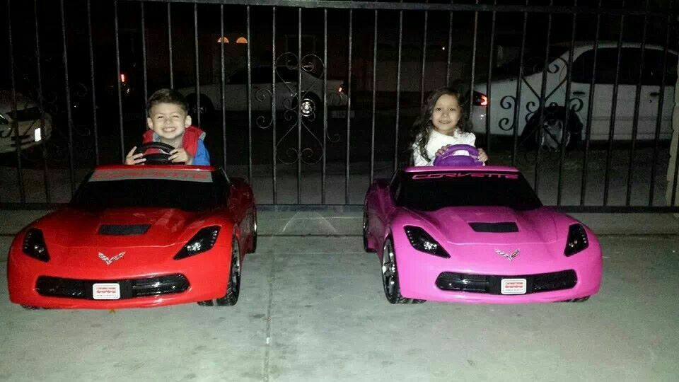 Vettes for the kids!!