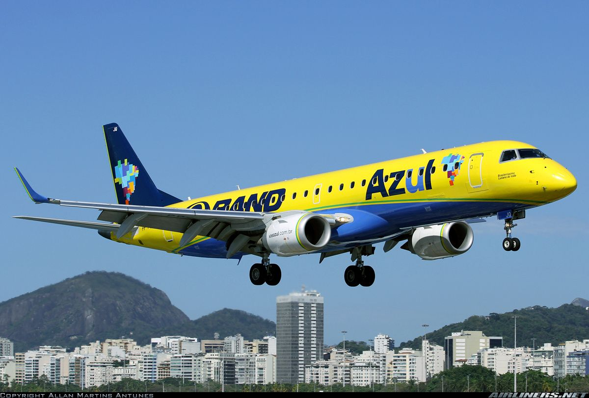 Embraer 190LR (ERJ-190-100LR) aircraft picture