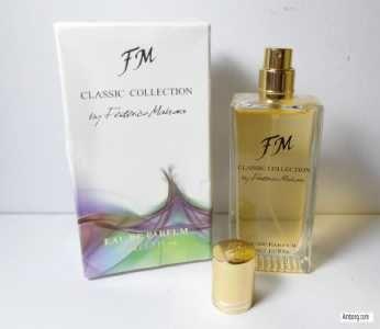 Parfum Original Murah Fm 125 Etalase Parfum Federico Mahora Fm