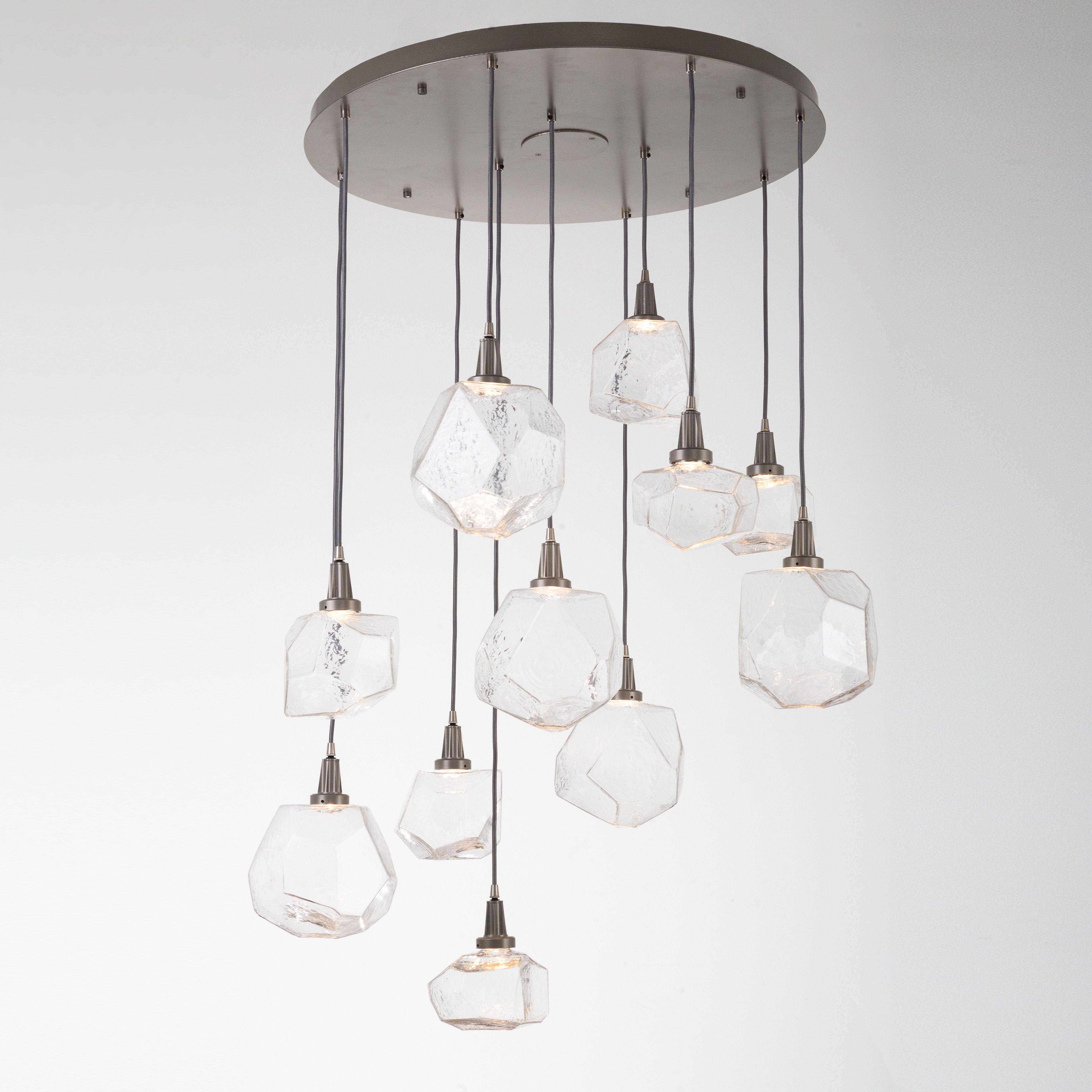 Hammerton Studio Gem Blown Glass 11Light 36'' Wide LED