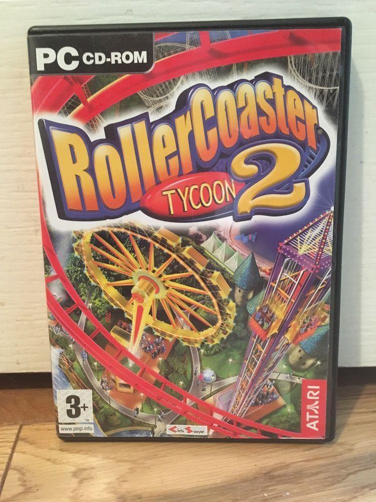 roller coaster tycoon 2 kickass
