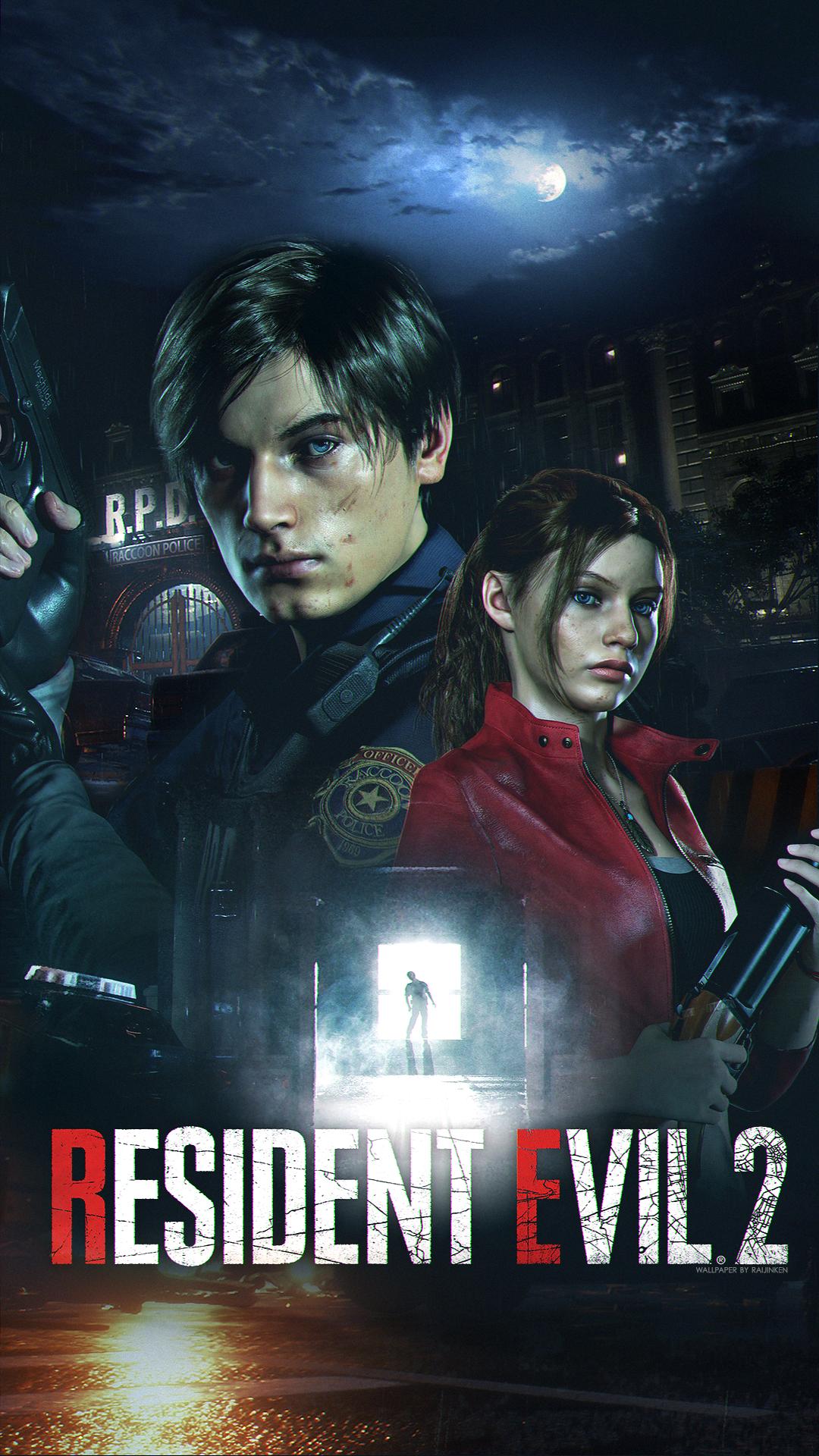 Saiu Resident Evil 2 Remake Para Android Feito Por Fã Resident Evil Tattoo Resident Evil Leon Resident Evil