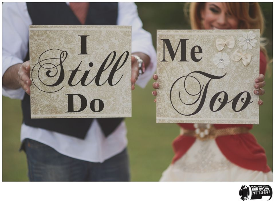 10 Wedding Anniversary Gift Ideas: Photo Shoot - Anniversaries