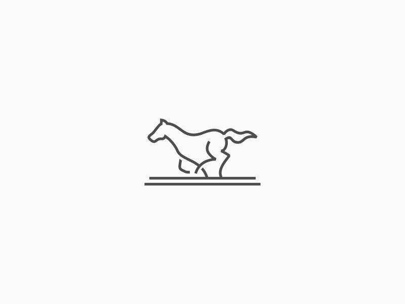 Best 25+ Horse logo ideas on Pinterest | Animal logo, Tribal horse ...