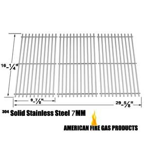 STAINLESS STEEL COOKING GRID FOR BHG H13-101-099-01 ...