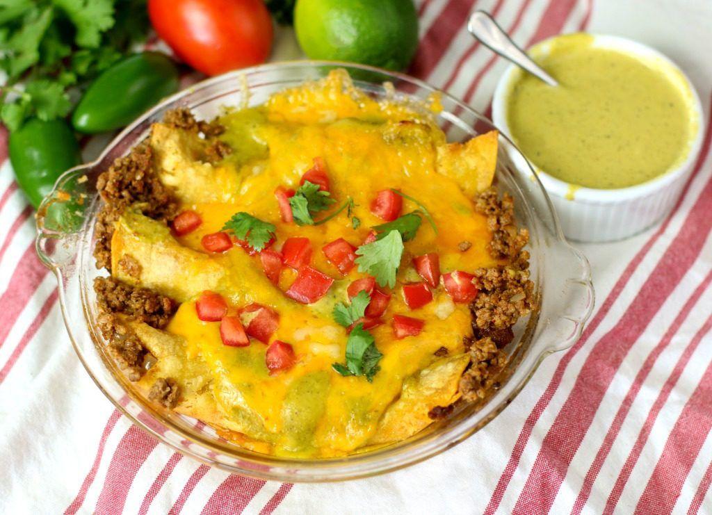 Boom Boom Beef Enchiladas | Mexican food recipes, Beef ...