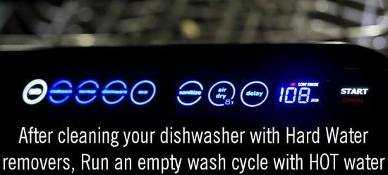 How To Fix A Dishwasher Not Cleaning Bottom Or Top Rack Clean Dishwasher Dishwasher Not Cleaning Well Cleaning
