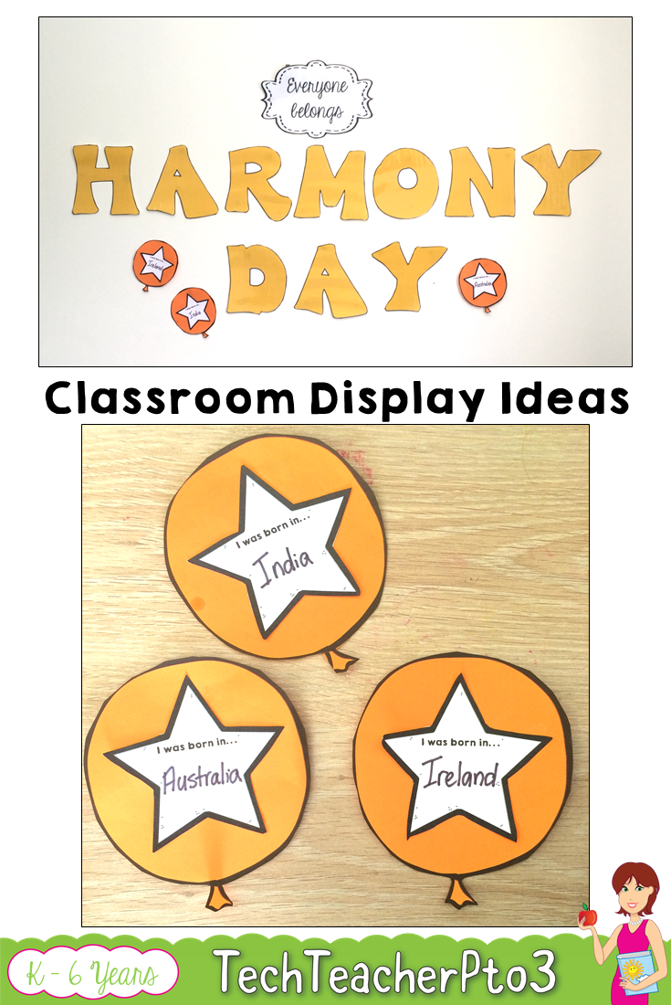 Worksheets Diversity Worksheets harmony day activities cultural diversity classroom wall display and bulletin board ideas for your primary suitable kindergarten