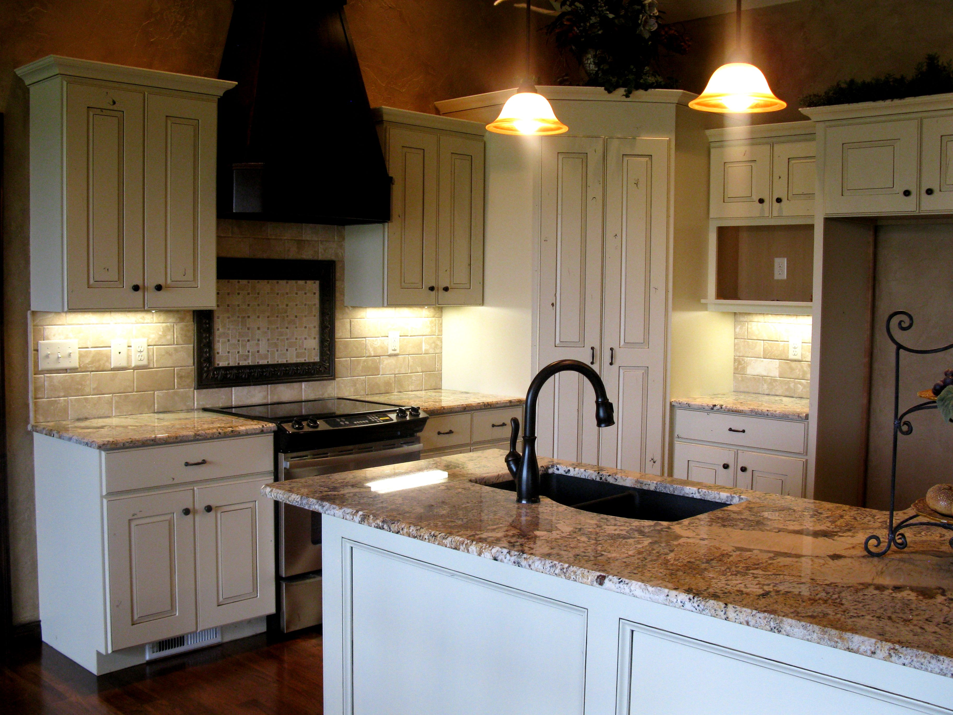 Craig Sharp Homes Did A Great Job With This Kitchen