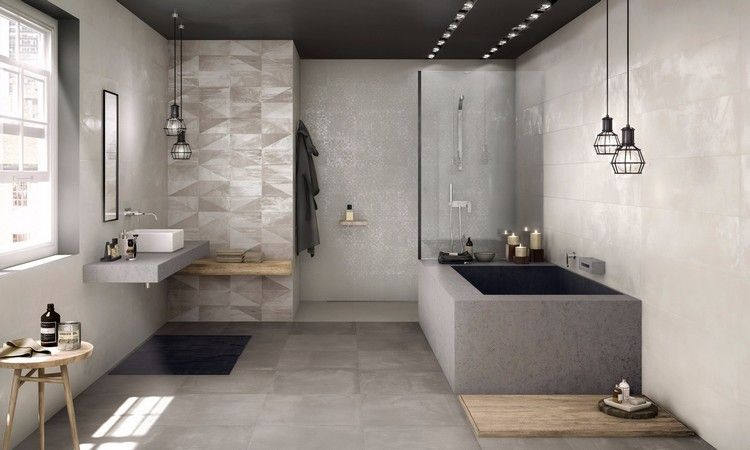 Wandfliesen fürs Bad - 30 moderne Fliesen Designs und Trends aus